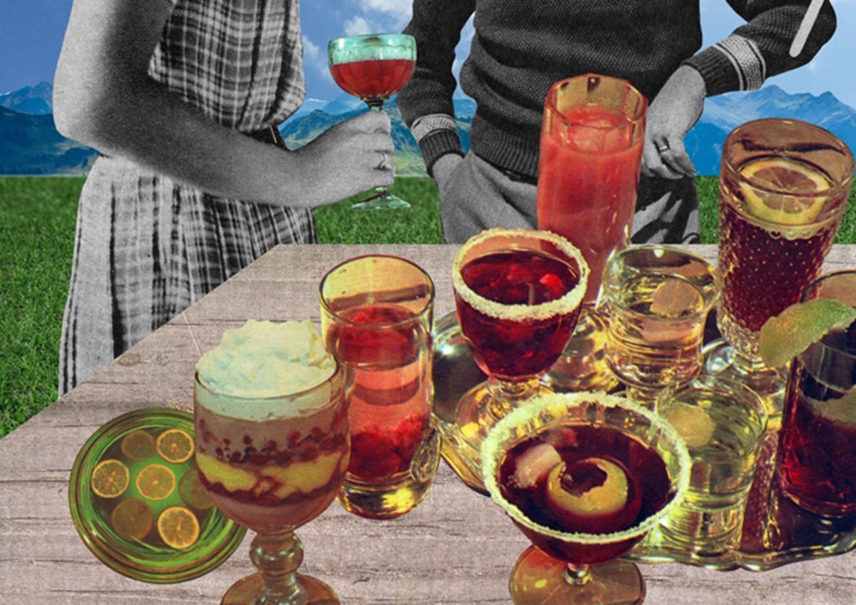 Das Trinken andererLeute